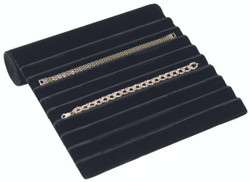 Black 9 Slotted Sloped Bracelet Ramp