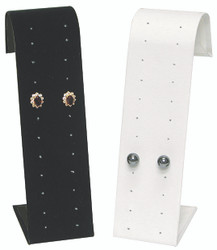 Earring Upright Ramp Display for up to 12 Pairs.