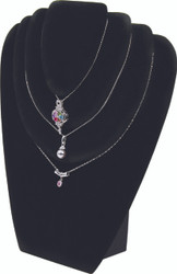 Necklace Display with Easel-7260