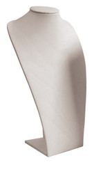 Tall White Elongated Neckform Series