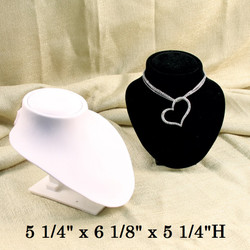 White Lightweight Neckform