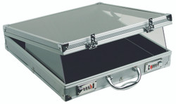 Glass-Top Attache Case