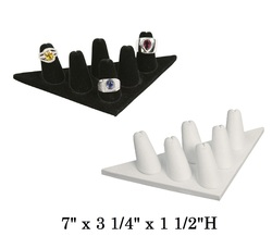 6-Ring Short Finger Display