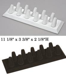 11-Ring Short Finger Display