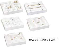 Small Stackable Showcase Trays