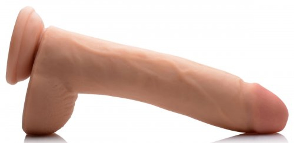 Zach SkinTech Realistic 10 Inch Dildo