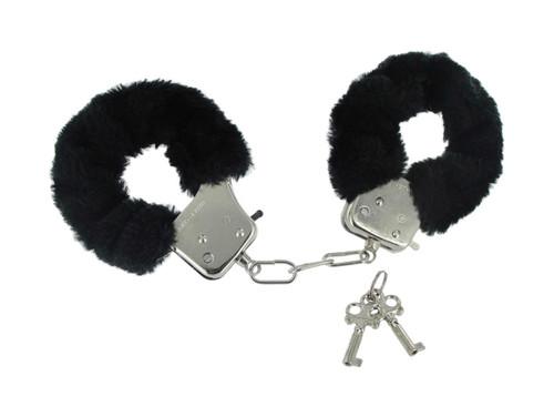 Courtesan Handcuffs - Black