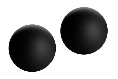 Marquis Velvety Ben Wa Balls (Black)