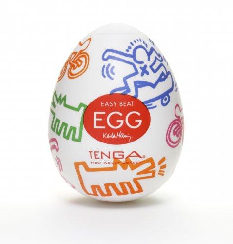 Tenga Egg - Keith Haring Street (AF297)