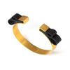 Gold Winged Cuff