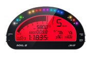 MXL2 wide display dash logger (GPS cable 4 m)