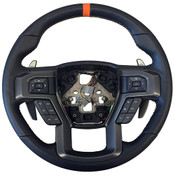 2015-2017 F-150 RAPTOR PERFORMANCE STEERING WHEEL KIT- ORANGE SIGHTLINE