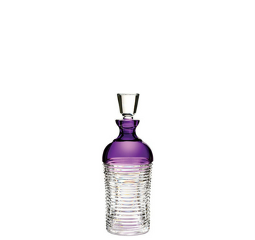 Purple Decanter