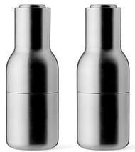 Salt & Pepper Grinder - Brushed Steel