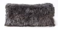 Alpaca Cushion - Grey