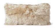 Alpaca Cushion - Linen