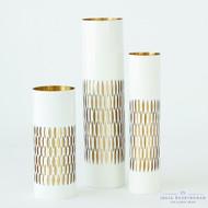 Bracelet Vases - White