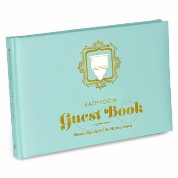 Guestbook - My Bathroom