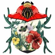 Decorative Beetle - Mick