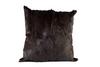Springbok Pillow, Espresso