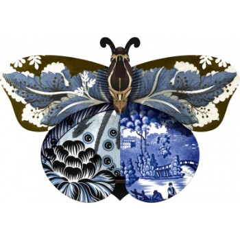 Decorative Butterfly - Tosca
