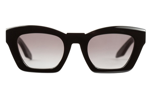 Anvil - Gloss Black/ Black Gradient Lens Front