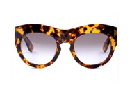 Salvatore - Mid Tort / Brown Gradient Lens