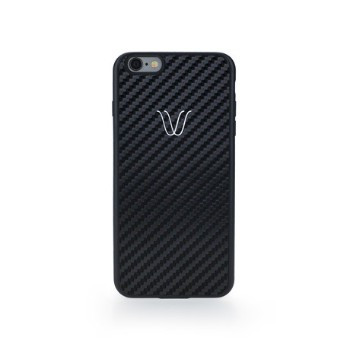 Wireless Cover | Carbon Black - iPhone 7