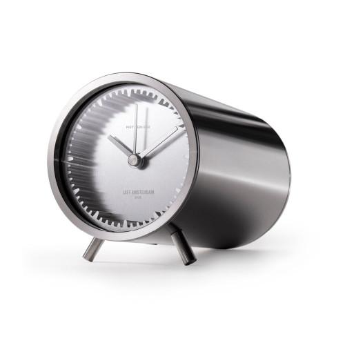 Tube Clock - Steel