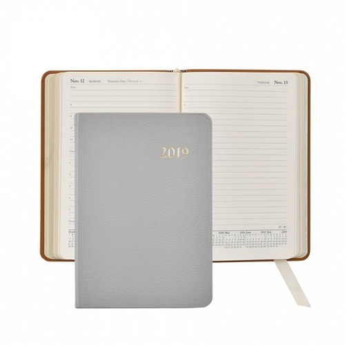 Appointment Journal - Light Gray
