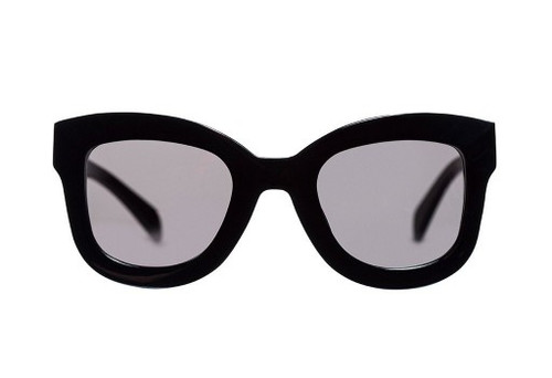 Belgrade - Gloss Black/ Black Lens