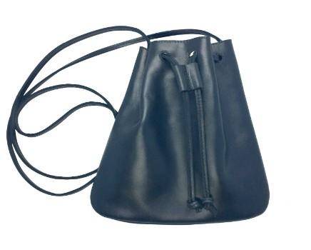 8x8 Black Leather