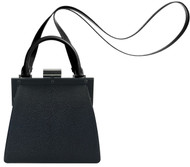 Le Mini Attelage - Black Stingray with Strap