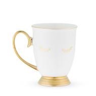 Holly White Lash Mug