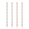 Pacific: Copper Bamboo Straws