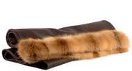 Red Fox and Wool Bed Cover