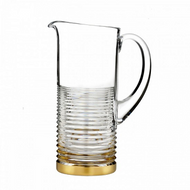 Circon Pitcher Gold Band