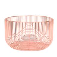 """18"""" Basket - Copper"""