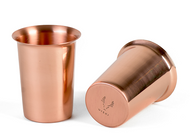 Admiral - Solid Copper Shot Glasses
