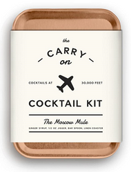 Carry-On Cocktail Kit - Moscow Mule - Front