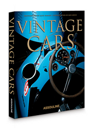 Vintage Cars Book Cover