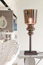 Cornelia Table Lamp - Bronze Display