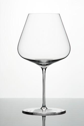 Burgundy Glass