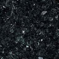 "HPC Fire Pit Glass - Black 1/4"" - 10 lbs (FPGLBLACK)"