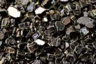 "HPC Fire Pit Glass - Black Reflective 1/4"" - 10 lbs (FPGLBLACKREFL)"