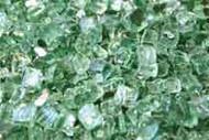 "HPC Fire Pit Glass - Evergreen 1/4"" - 10 lbs (FPGLEVGRNREFL)"