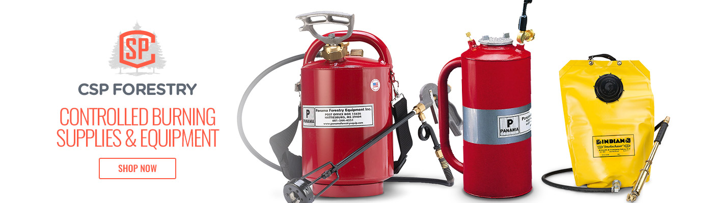 Controlled Burning Supplies, Drip Torches, & Equipment