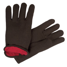 Memphis Red Lined Cotton Jersey Gloves, 7900
