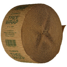 "Clark's Tree Wrap 4"" x 150' Roll, 00304"