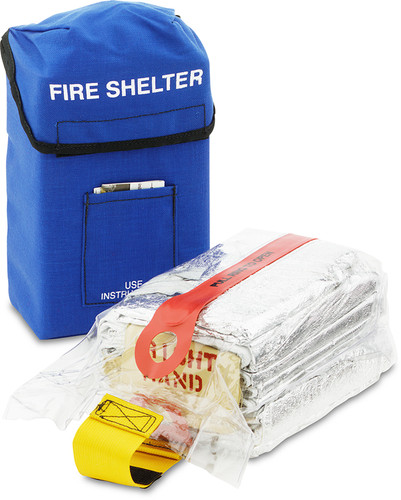 Forest Fire Shelter